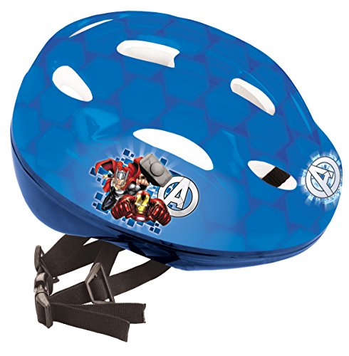 Mondo 18179 - Casco per Bici Avengers