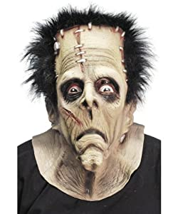 Smiffy's Monster Mask (Adult, One Size)
