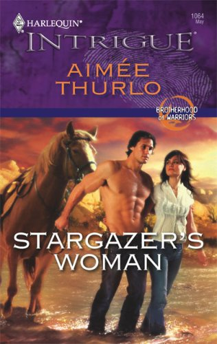 Stargazer's Woman (Harlequin Intrigue Series), AIMEE THURLO