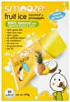 Smooze Ice Lollies Pineapple Coconut...