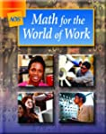 Math for the World of Work Student Text