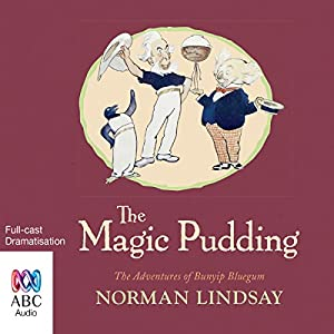 The Magic Pudding Audiobook