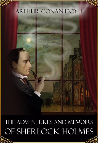 the-adventures-and-memoirs-of-sherlock-holmes-books-1-and-2-illustrated