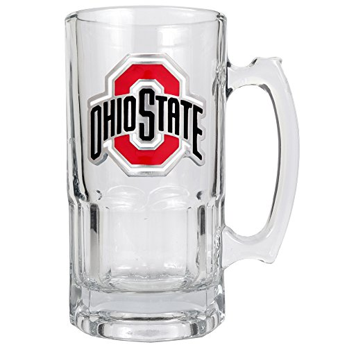 Ncaa Ohio State Buckeyes 1-Liter Macho Mug back-586644