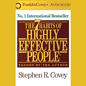 The 7 Habits of Highly Effective People Rede