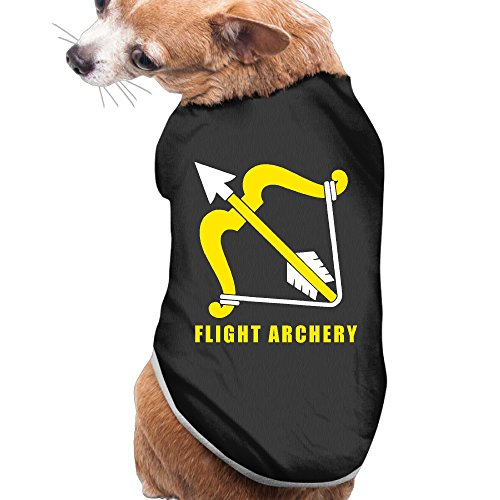 [Flight Archery Soft And Warm Pet Supplies Warm Dog Costumes Dog Jackets] (Easy Movie Inspired Costumes)