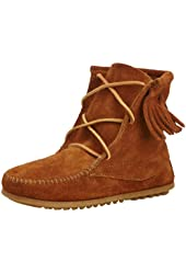 Minnetonka Ankle Hi Tramper Boot (Toddler/Little Kid/Big Kid)