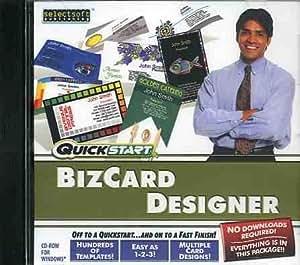 Quickstart Bizcard Designer