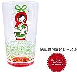 Petit jam グラス マトリョーシカ ARP-1214-4