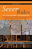 img - for Seven Rules for Sustainable Communities: Design Strategies for the Post Carbon World book / textbook / text book
