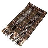 ラルフ マフラー POLO RALPH LAUREN (ポロラルフローレン) ユニセックス スカーフ タータンチェック ポニー刺繍 マフラー スカーフ ストール 全3色 6F0521 (Loden Tartan(352))