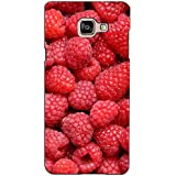 PrintVisa Designer Back Case Cover For Samsung Galaxy On Max (Bunch Of Cranberries)