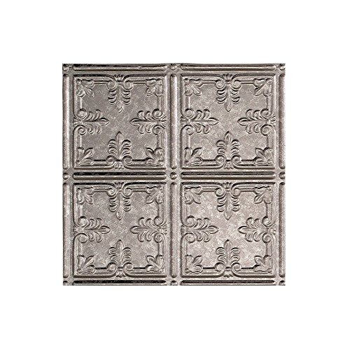 Fasade X93-30 Traditional 10 Ceiling Tile Sample, 12