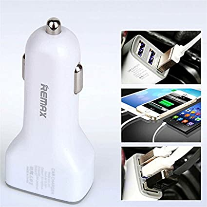 Remax-CC-301-3-Port-USB-Car-Charger