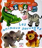 Les animaux sauvages et Les petits des animaux Coffret en 2 volumes