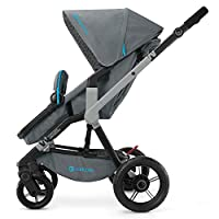 Concord Wanderer 2015 Pushchair (Stone Grey) by Concord