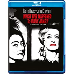 Whatever Happened to Baby Jane? [Blu-ray]
