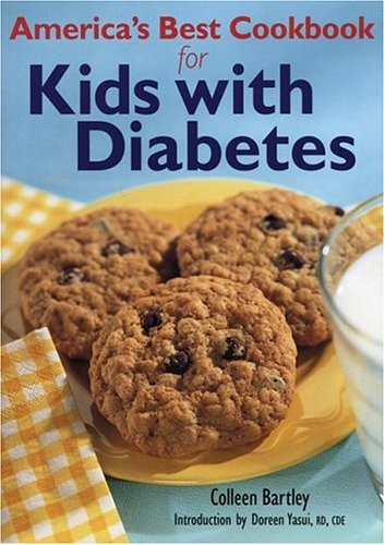 America's Best Cookbook for Kids with Diabetes (Diabetic Cookbook For Kids compare prices)