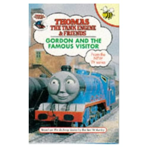 Gordon and the Famous Visitor (Thomas the Tank Engine