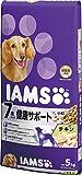 アイムス (IAMS) ドッグ 7歳以上用 健康サポート チキン 小粒 5kg