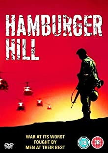 Hamburger Hill DVD Cover