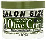 Hollywood Beauty Olive Creme 25 Ounce
