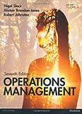 Slack: Operations Management 7th edition MyOMLab pack (7th Edition)