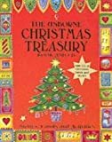 img - for The Usborne Christmas Treasury (Book and CD) book / textbook / text book
