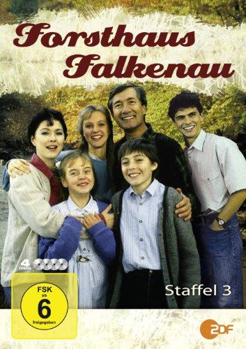 Forsthaus Falkenau - Staffel 3 (Jumbo Amaray - 4 DVDs)