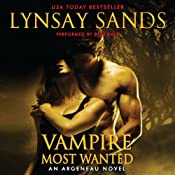 Vampire Most Wanted: An Argeneau Novel, Book 20 | Lynsay Sands