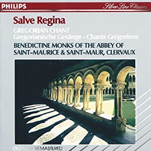 Salve Regina - Gregorian Chant from Philips