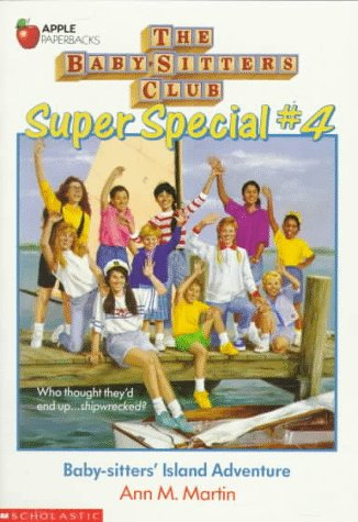 Baby-Sitters Island Adventure (Baby-Sitters Club Super Special, 4) front-960574