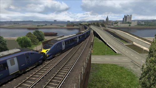 Train Simulator 2014 - London-Faversham High Speed Route Add-On Steam Code galerija