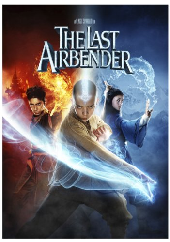 The Last Airbender front-420526