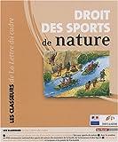 Droit des sports de nature