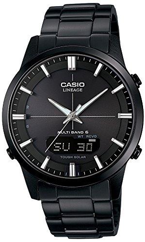 [カシオ]CASIO 腕時計 LINEAGE 電波ソーラー LCW-M170DB-1AJF メンズ