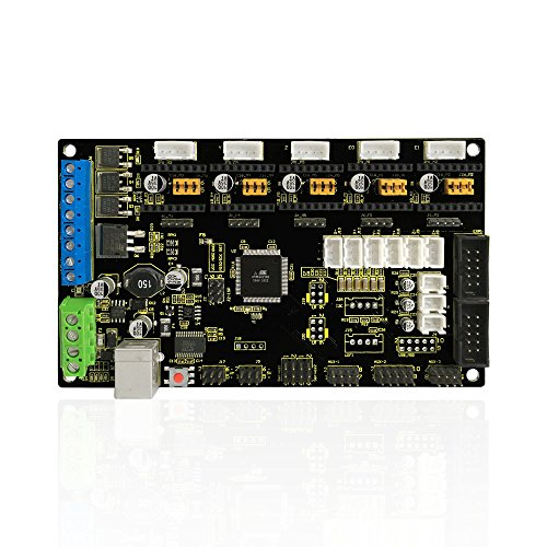 MKS BaseV1.2 3D Printer Controller Board (RAMPS 1.4 + Arduino 2560 remix board) (3d Printer Controller compare prices)