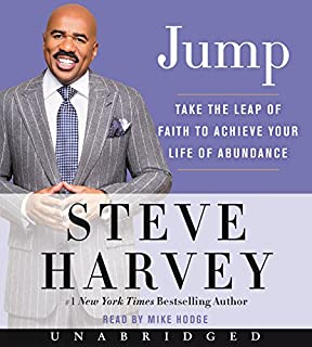 Book Cover: Jump CD: Take the Leap of Faith to Achieve Your Life of Abundance