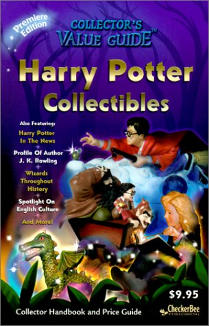 Harry Potter Collector's Value Guide, CHECKERBEE PUBLISHING