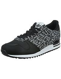 Adidas Men's ZX 700, BLACK/WHITE