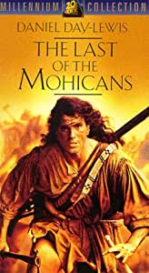 The Last of the Mohicans [VHS]