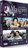 echange, troc Maigret - L'intégrale, volume 15 - Maigret et le fou de Sainte-Clothilde/Maigret et le Port des Brumes