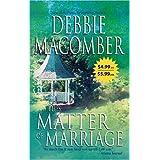 51NTKY941JL. SL160 OU01 SS160  This Matter Of Marriage (Mass Market Paperback)