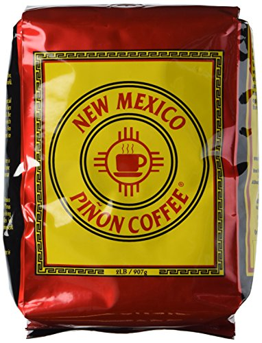 NM Piñon Coffee Regular Ground 2lb (New Mexico Pinon Coffee Beans compare prices)