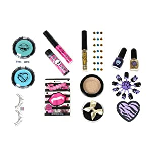 Monster High Scary Cute Beauty Set Licensed Mattel