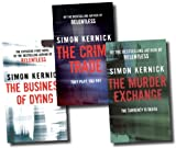 Simon Kernick Simon Kernick Collection 3 Books Set (The Murder Exchange, The Crime Trade, The Business Of Dying)