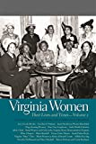 img - for Virginia Women: Their Lives and Times (Southern Women: Their Lives and Times Ser.) book / textbook / text book