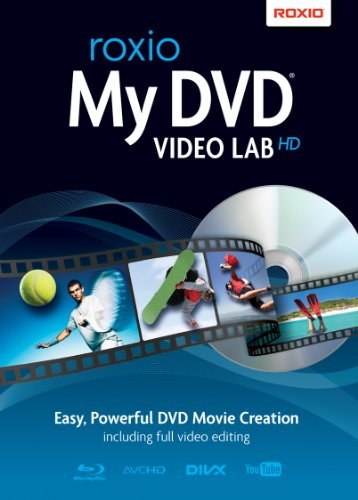 Roxio MyDVD VideoLab HD [Download] (Dvd Authoring Software compare prices)