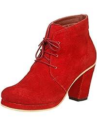 RAYS Women's Desert Boots - B072Q3D23G