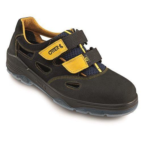 Otter-Sicherheitssandale-98405-559-ESD-S1-Farbe-schwarzgelb-44